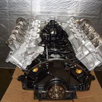 Engine Rebuilding In-Process
